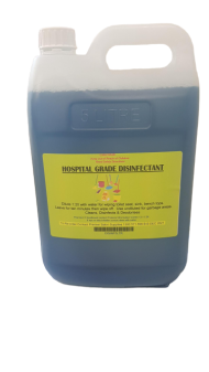 Hospital-Grade Disinfectant 5 Ltr