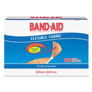 Band-Aids Fabric Dressing Strips 100pk