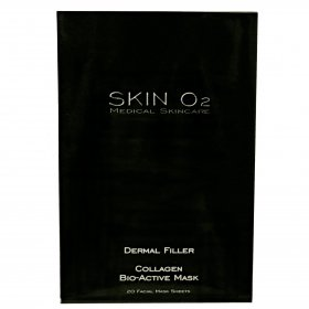 Skin O2 Bio-Active Collagen Mask - 20 pack