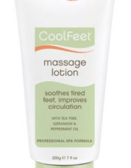Natural Look Cool Feet - Massage Lotion 200 ml