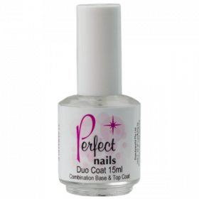 Perfect Nails Duo Base & Top Coat 15ml