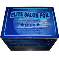Elite Salon Foil 20 Micron Blue Foil (12cmx250m)