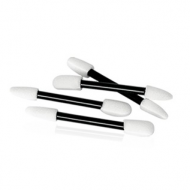 Eye Shadow Applicators - Double ended Pk 100