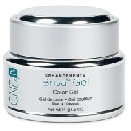 Brisa Coloured Sculpting Gel - Blue-Opaque 14 gm