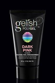 Gelish PolyGel - Dark Pink (Sheer) 2oz