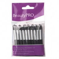 Beauty Pro Eyeshadow Applicator - Angular Tip 10pk