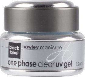Black Label One Phase Clear UV Gel 15g