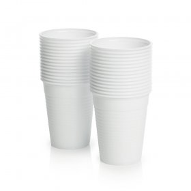 Plastic Drinking Cups Box 1000