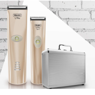 Rose Gold Combo - Li+Pro Clipper, Trimmer & Case