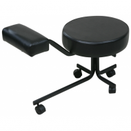 Joiken Pedicure Stool - Black