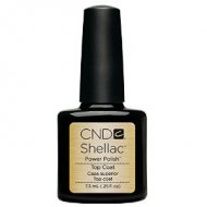 Shellac Top Coat 15ml