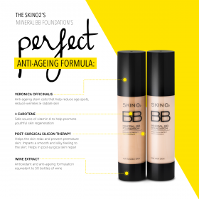 Skin O2 Mineral BB Foundation 50ml