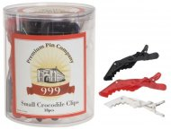 999 Small Crocodile Clips - 18 Pack