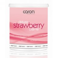 Caronlab Strip Wax - Deluxe Strawberry (Microwaveable) 800 g
