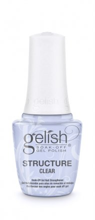 Gelish Structure Gel - Clear 15ml Brush On