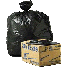 72L Heavy Duty Garbage Bags