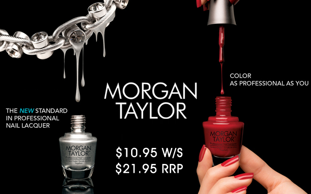 Home Page Slider - Morgan Taylor