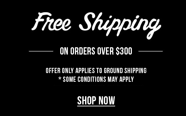 Home Page Slider - Free Shipping