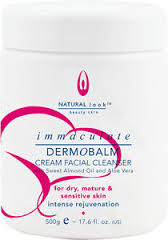 Immaculate Dermobalm Cream Facial 500g