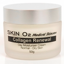 Skin O2 Collagen Renewal 50gm